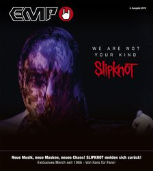 EMP Magazin Ausgabe Music unisex 03 2019