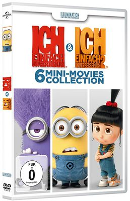 1&2 - Minion Movie Collection