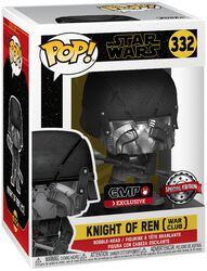 Episode 9 - Der Aufstieg Skywalkers - Knight of Ren (War Club) Vinyl Figure 332