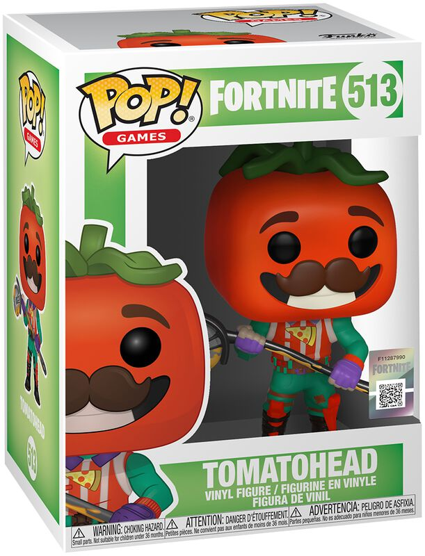 Tomatohead Vinyl Figur 513