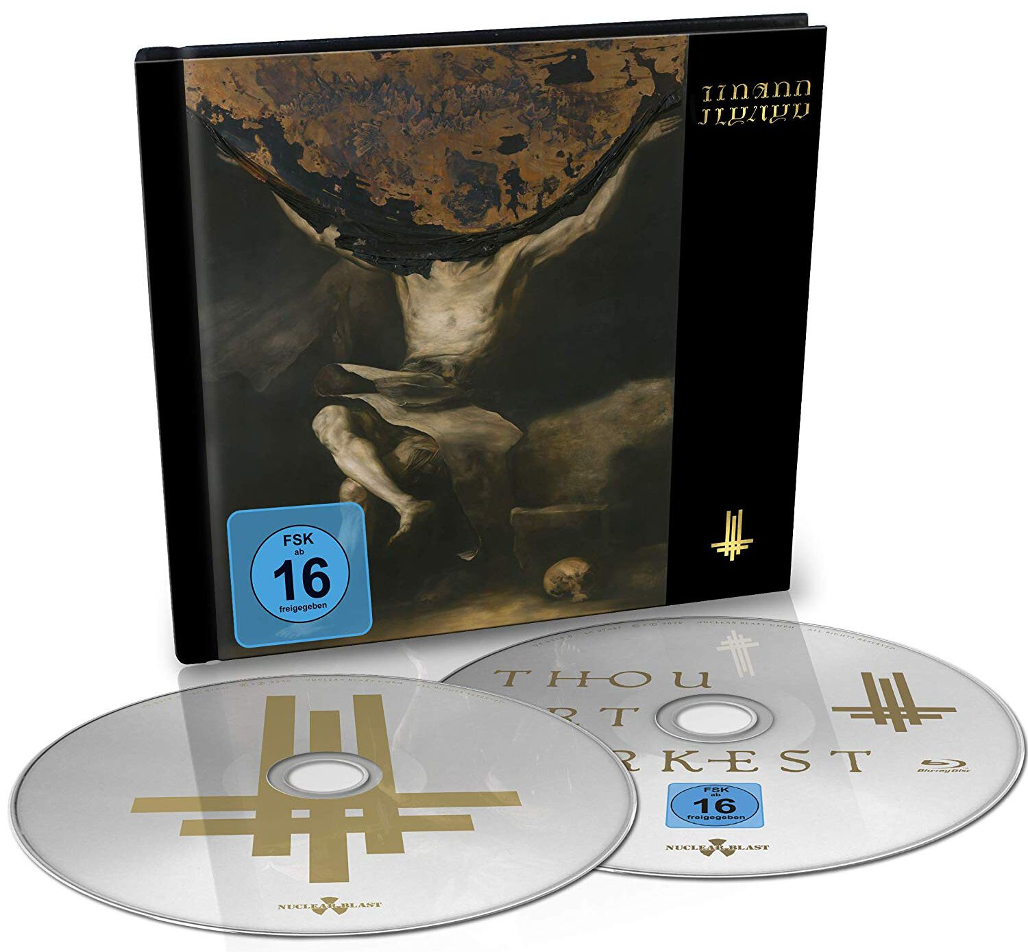 Image of Behemoth I loved you at your darkest CD & Blu-ray Standard