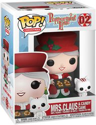 Holiday - Mrs. Claus and Candy Cane Vinyl Figure 02