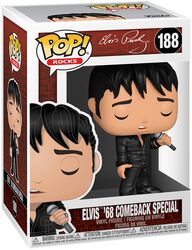 Elvis Presley Rocks - 68 Comeback Special Vinyl Figur 188