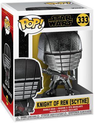 Episode 9 - Der Aufstieg Skywalkers - Knight of Ren (Scythe)  (Chrome) Vinyl Figur 333