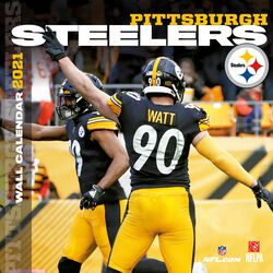 Pittsburgh Steelers - Kalender 2021