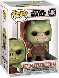 The Mandalorian - Gamorrean Fighter Vinyl Figur 406