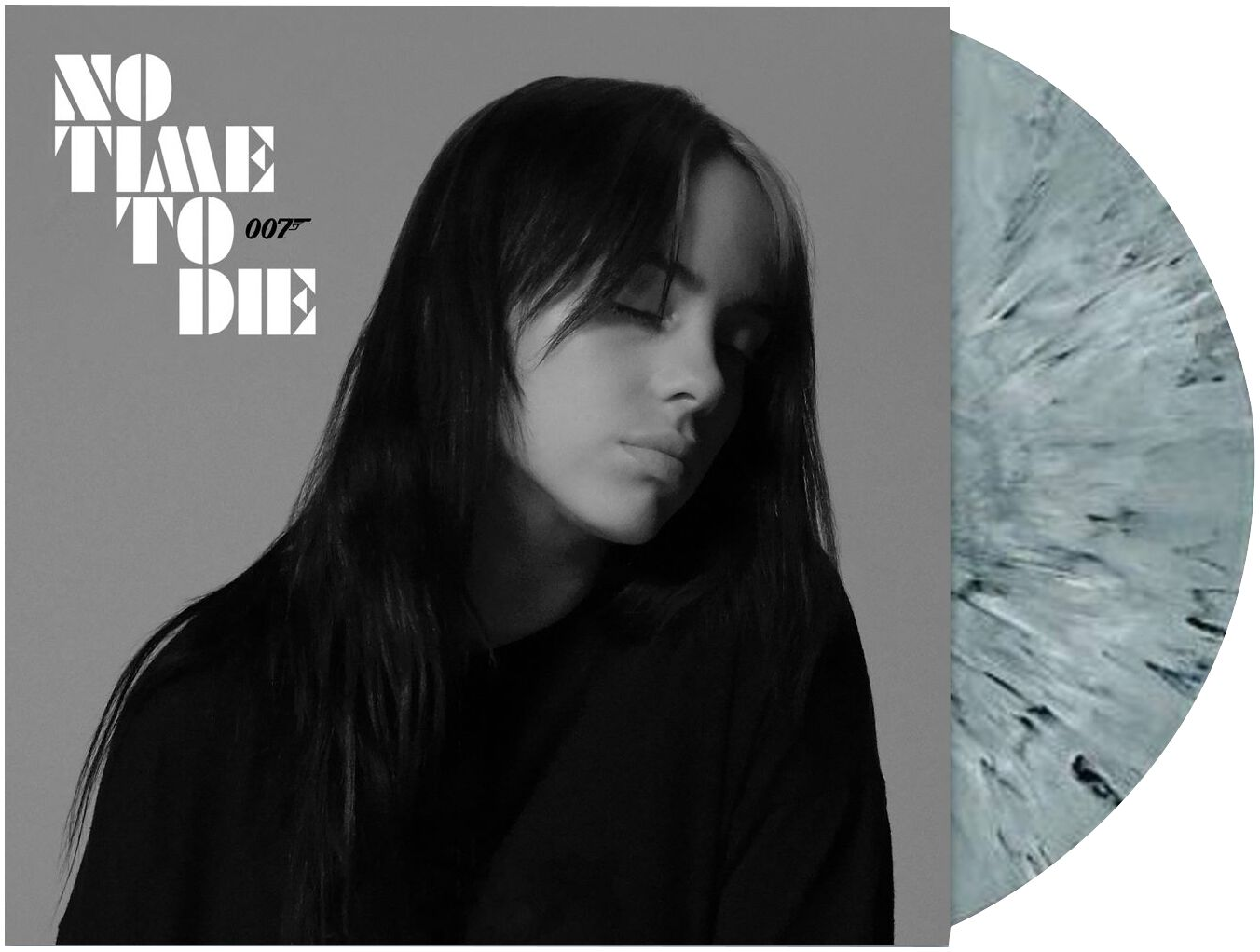 Image of Eilish, Billie No time to die 7 inch-SINGLE farbig