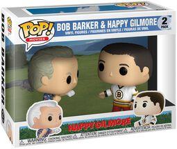 Happy Gilmore Bob Barker & Happy Gilmore Vinyl Figur