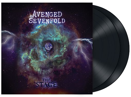 Image of Avenged Sevenfold The stage 2-LP Standard