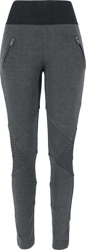 Ladies Interlock High Waist Leggings