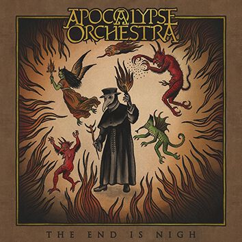 Image of Apocalypse Orchestra The end is nigh CD Standard