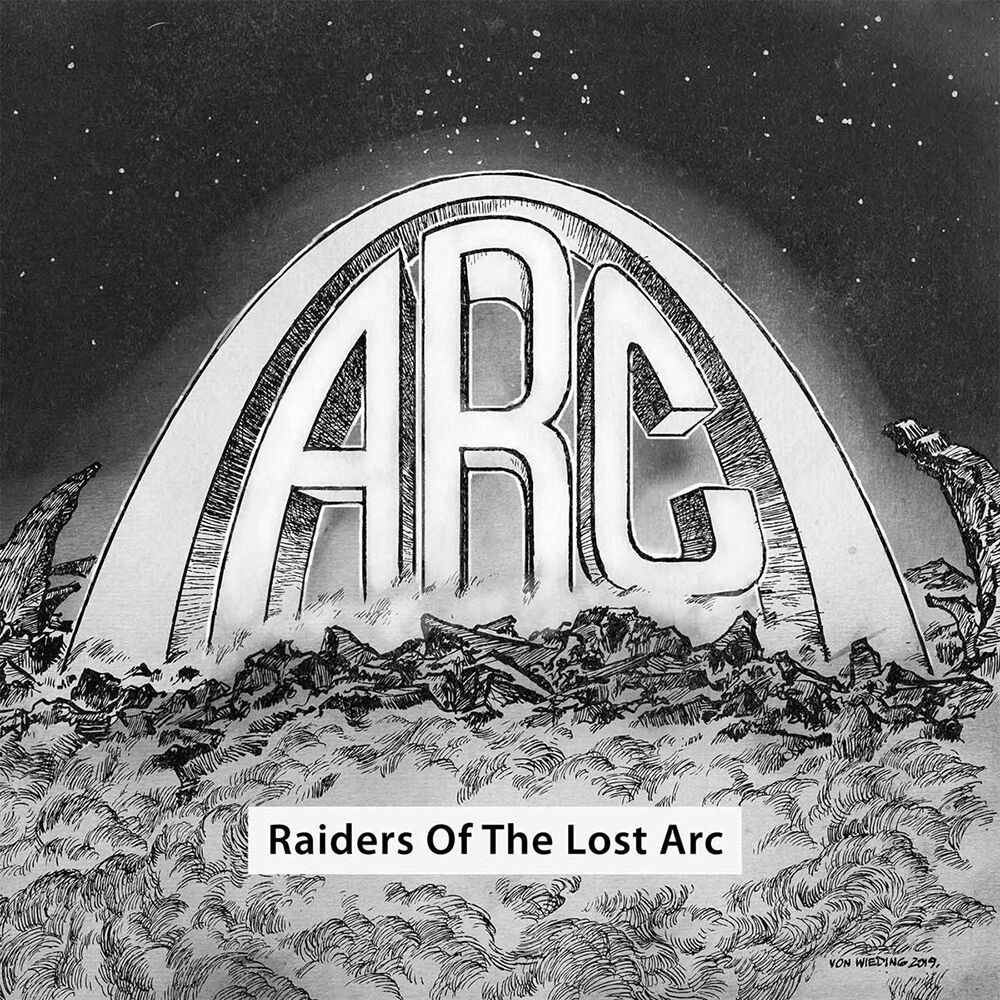 Image of Arc Raiders of the lost arc 2-CD Standard