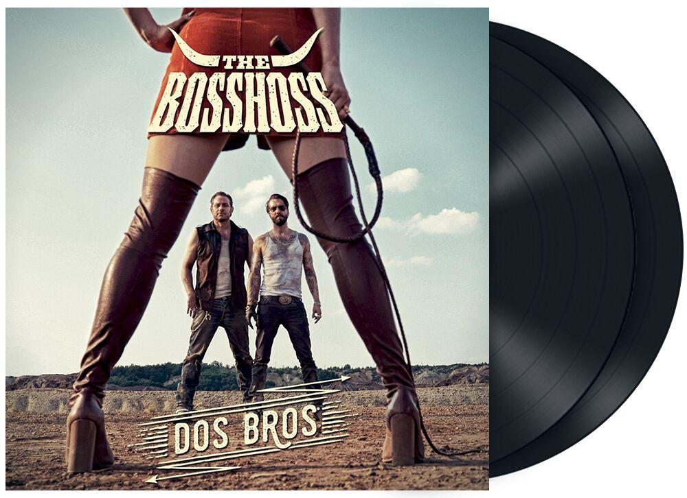 The Bosshoss Dos bros LP schwarz 4737486