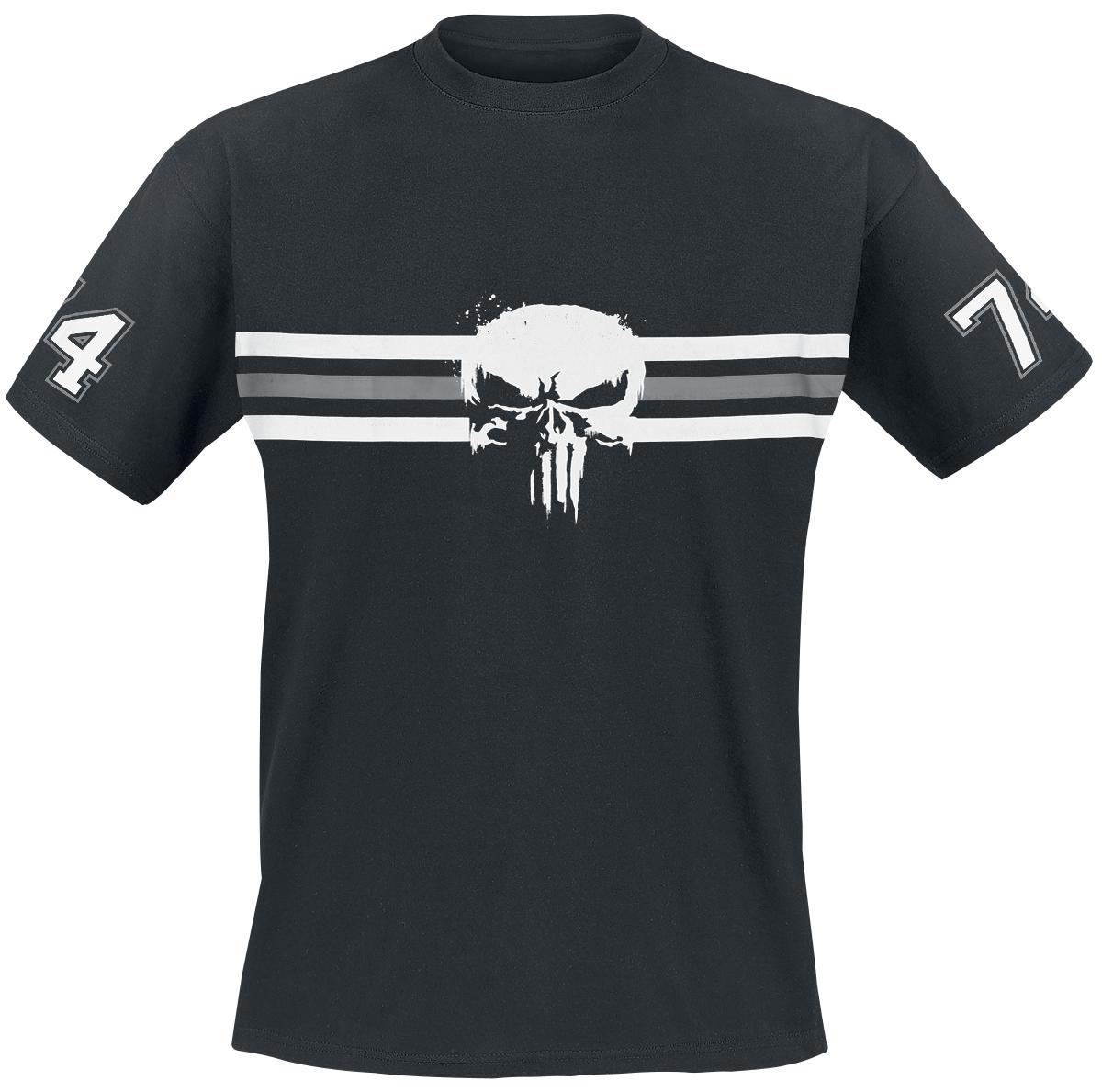 The Punisher - 74 - T-Shirt - black image