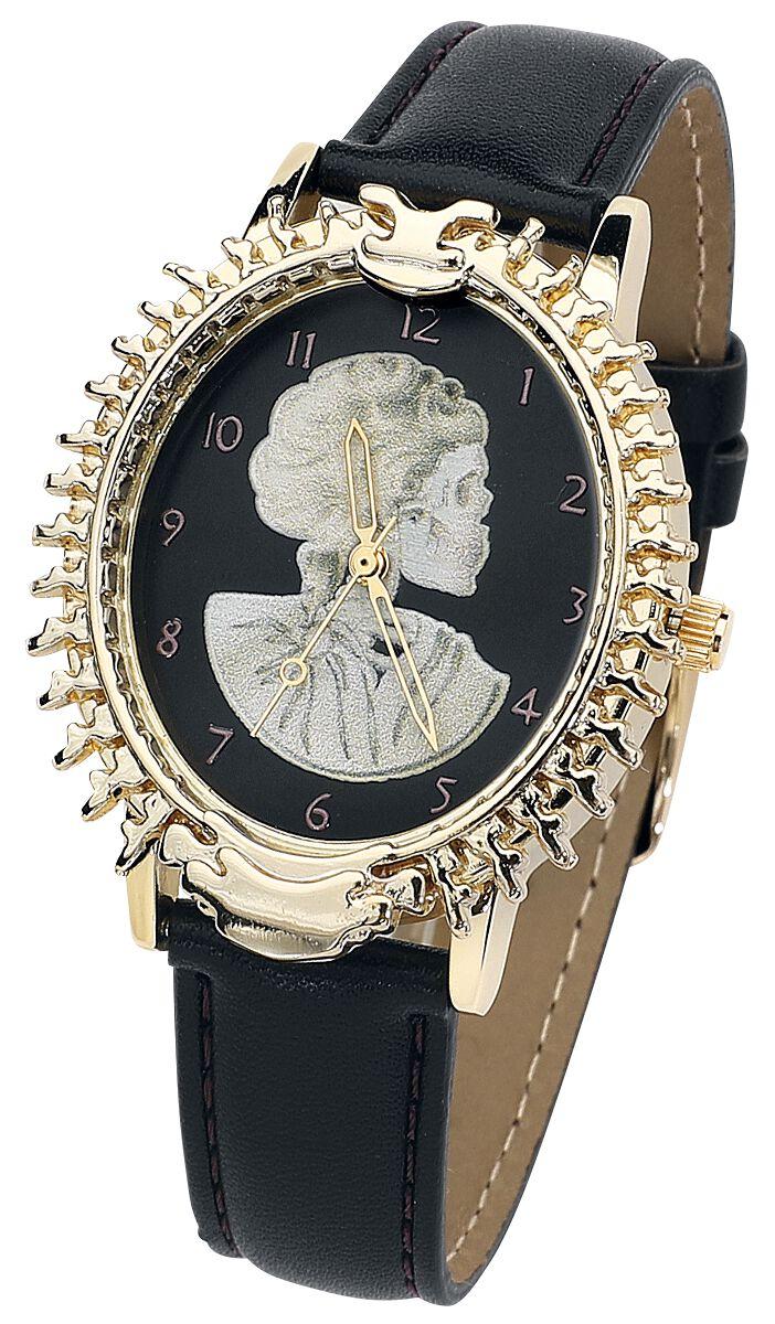 Skelett Armbanduhren schwarz WAC5555EMP