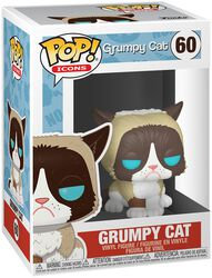Grumpy Cat Vinyl Figur 60