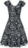 Fantasy Floral Off Shoulder Dress