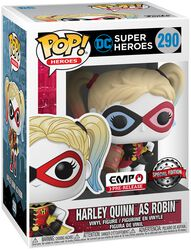 Harley Quinn as Robin Vinyl Figure 290