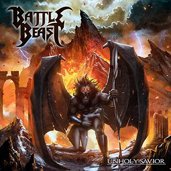 Image of Battle Beast Unholy savior CD Standard