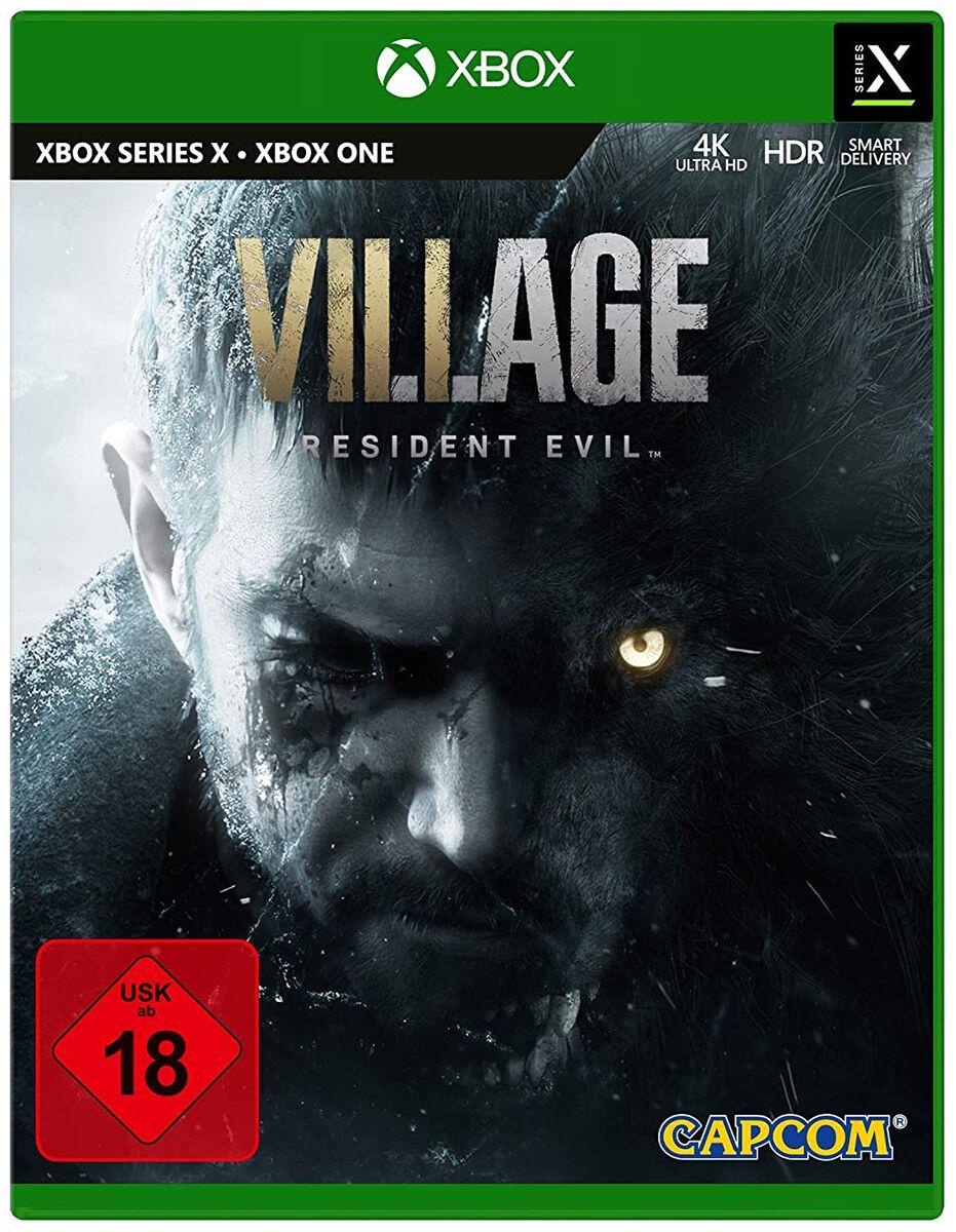 Resident Evil Village  Xbox One  Standard