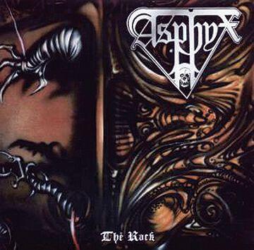 Image of Asphyx The rack CD Standard