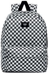 Old Skool III Checked Backpack