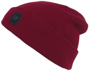 Knitted Turnup Beanie