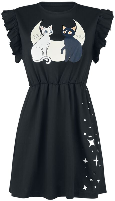 Luna und Artemis - Moon Cats