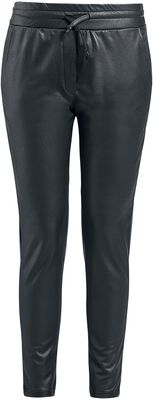 Leather Immitation Blackpant