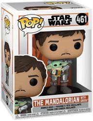 The Mandalorian - The Mandalorian with Grogu Vinyl Figur 461