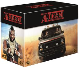 The A-Team Die komplette Serie