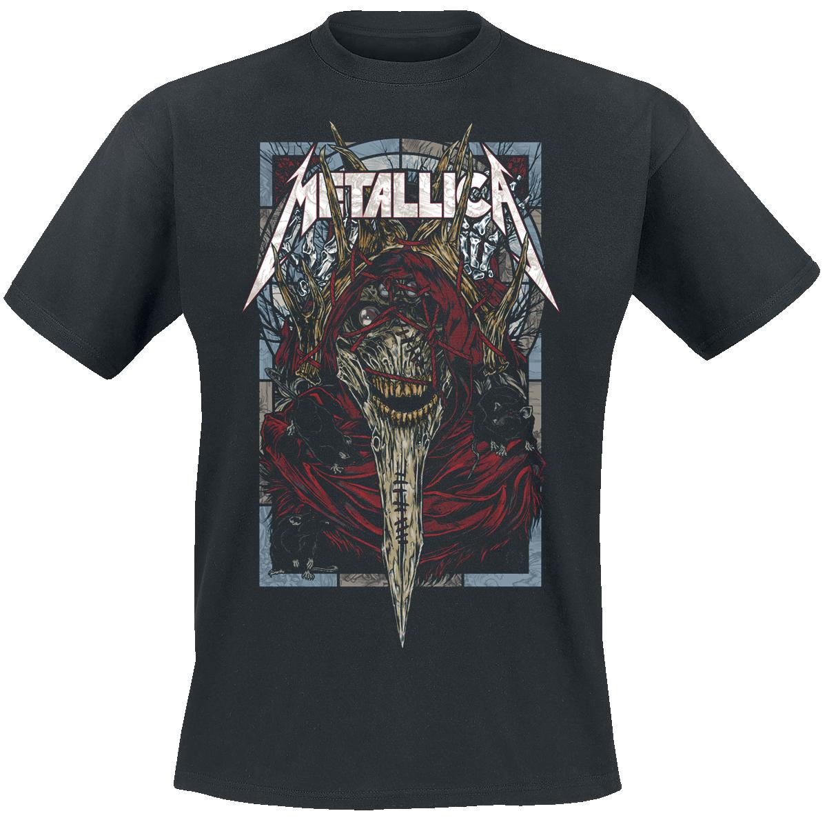 Metallica - Famine - T-Shirt - black image