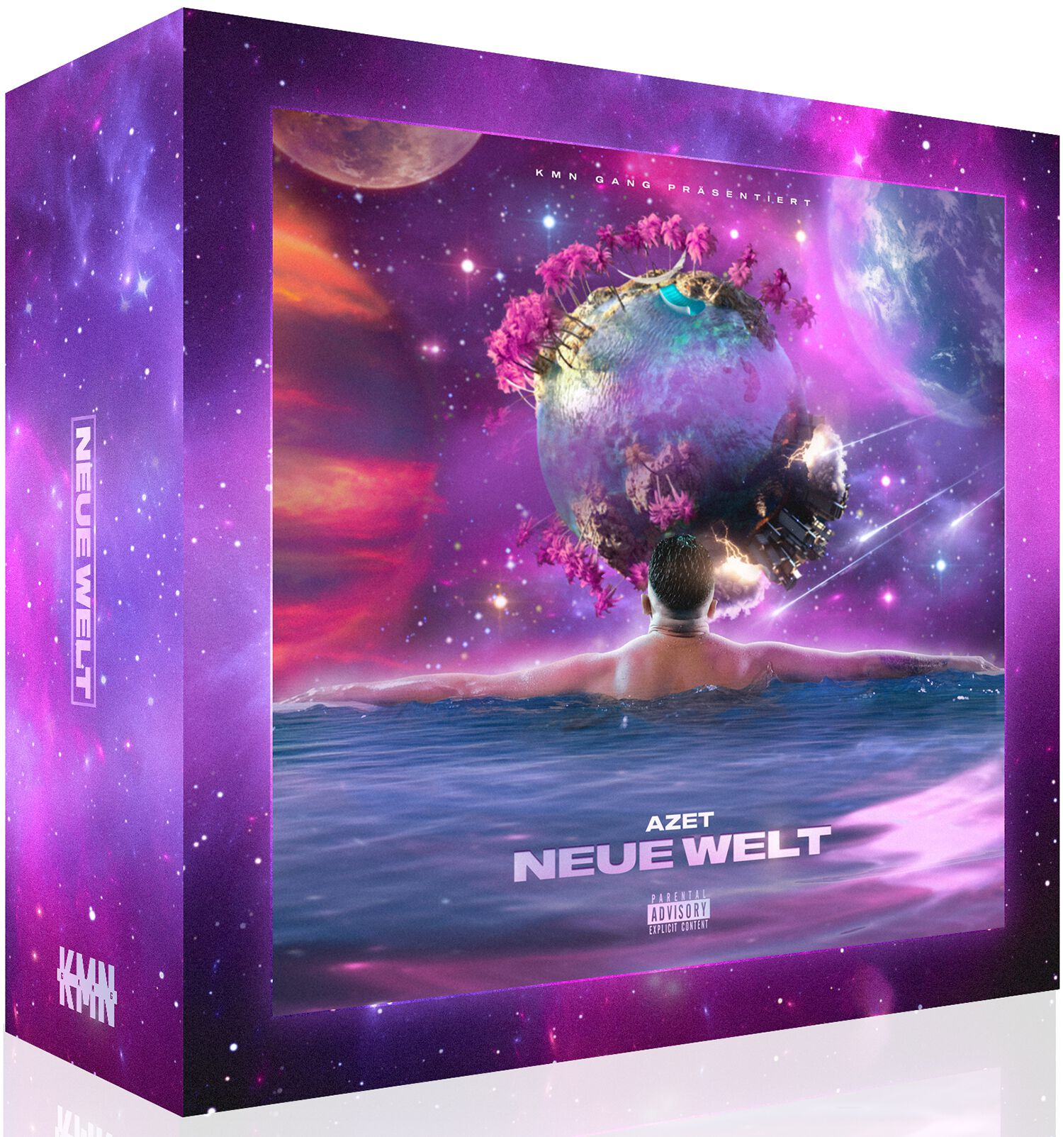 Image of Azet Neue Welt CD Standard