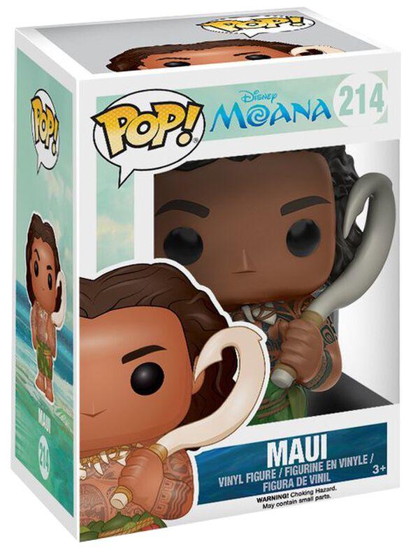 Maui Vinyl Figure 214