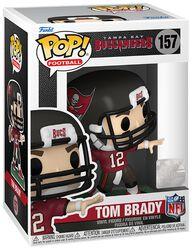 Tampa Bay Buccanneers - Tom Brady (Home) Vinyl Figur 157