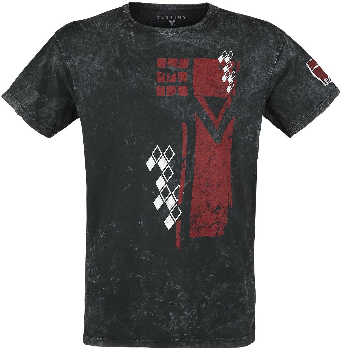 Destiny 2 - Cayde-6 T-Shirt schwarz 1981-Destiny