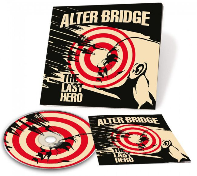Alter Bridge  The last hero  CD  Standard