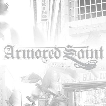 Image of Armored Saint La raza CD Standard