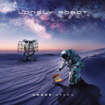Lonely Robot Under stars