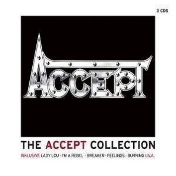 Image of Accept The Accept collection 3-CD Standard