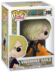 Vinsmoke Sanji Vinyl Figure 398