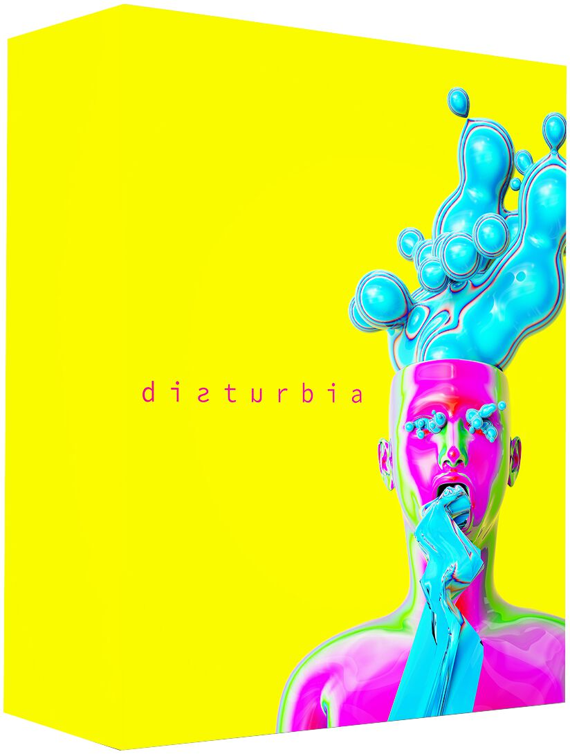 Image of Antiheld Disturbia CD Standard