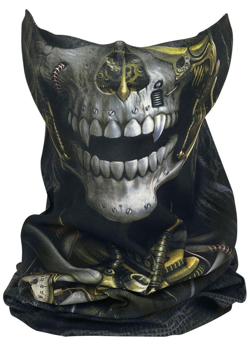 Schals für Frauen - Spiral Steampunk Reaper Rundschal multicolor  - Onlineshop EMP