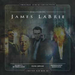 Original Album Collection: Discovering James Labrie