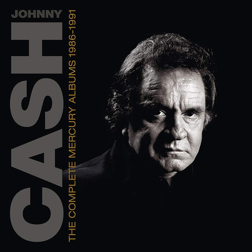 Image of Johnny Cash Complete Mercury Albums 1986-1991 7-CD Standard