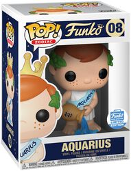 Zodiac - Aquarius (Wassermann) (Funko Shop Europe) Vinyl Figure 08