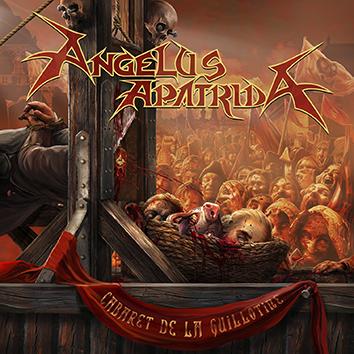 Image of Angelus Apatrida Cabaret de la guillotine CD Standard