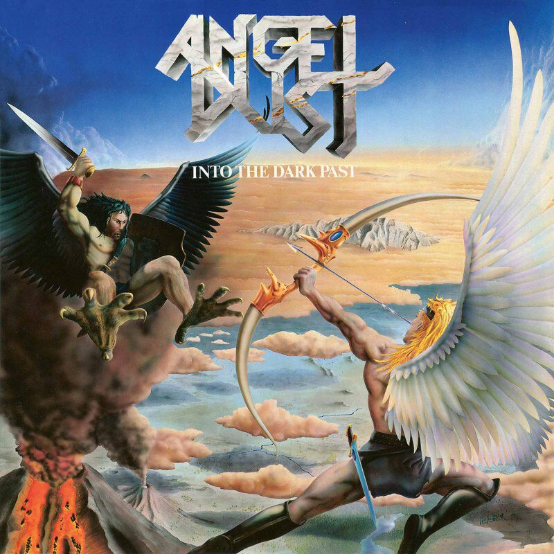 Image of Angel Dust Into the dark past CD Standard