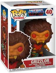 Grizzlor Vinyl Figur 40