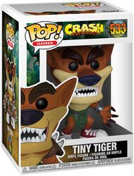 Tiny Tiger - Vinyl Figure 533